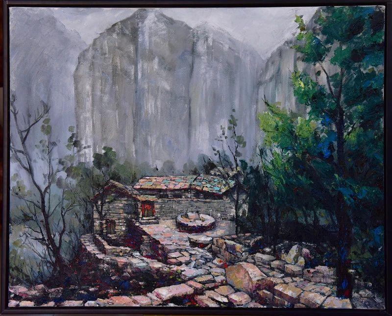 孙国清(油画)